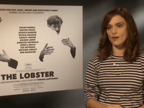 EXCLUSIVE: The Lobster star Rachel Weisz really doesn't like the phrase 'strong female role'