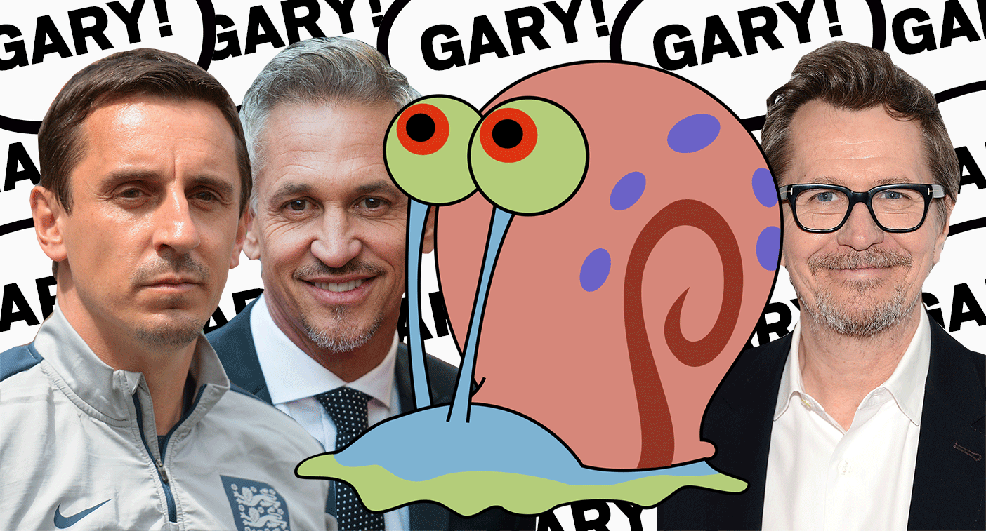 Couple name son Gary to save the name from extinction