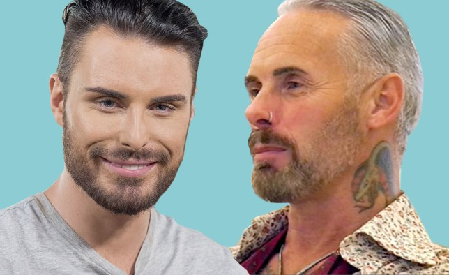 EDITORIAL USE ONLY. NO MERCHANDISING Mandatory Credit: Photo by Ken McKay/ITV/REX Shutterstock (5021354cp) Rylan Clark 'This Morning' TV Programme, London, Britain - 01 Sep 2015