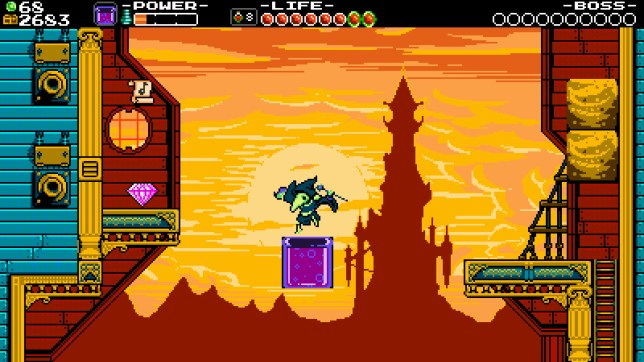 Shovel Knight: Plague Of Shadows (Wii U) - now you get to play the bad guy