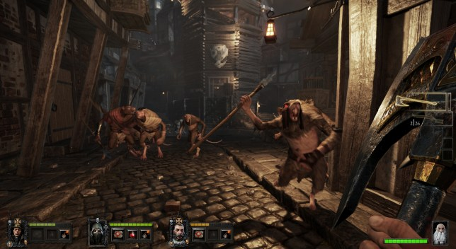 Warhammer: End Times - Vermintide (PC) - don't leave any of them for dead