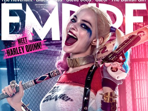 Suicide Squad: Harley Quinn and Deadshot are 'here to save the world' on Empire covers