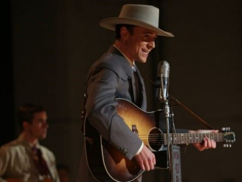 Tom Hiddleston just can't resist another chance to perform as Hank Williams