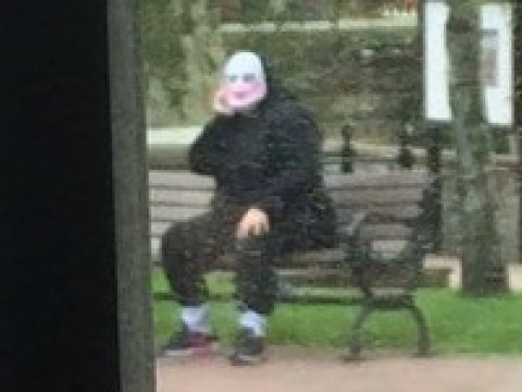 Has the clown terrorising children in Kent been found?
