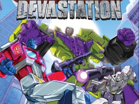 Transformers: Devastation review – Bayonetta in disguise