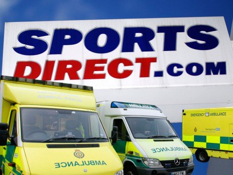 82 ambulances called to Sports Direct headquarters in last two years