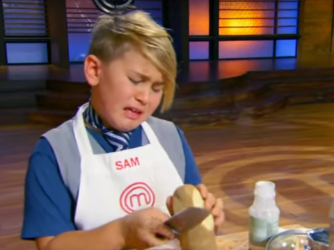 Gordon Ramsay gets very, very sweary on Masterchef Junior in hilarious NSFW Hell's Kitchen mashup