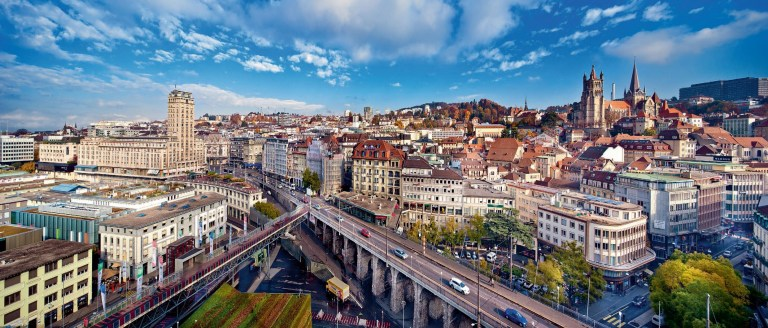 City breaks: Why Lausanne not Paris or Amsterdam should be