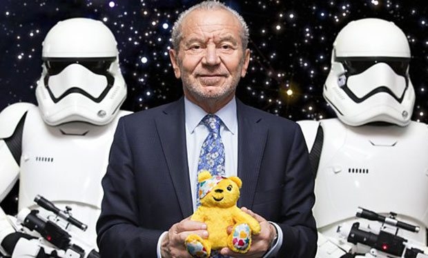 BBC Children in Need joins forces with Lucasfilm and Disney for a one-off special
