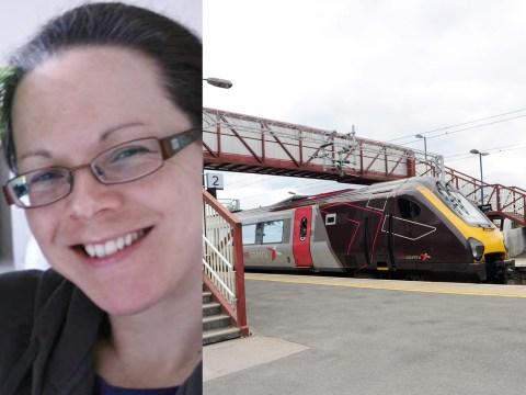 Mother battling postnatal depression left pushchair beside the tracks before jumping in front of train