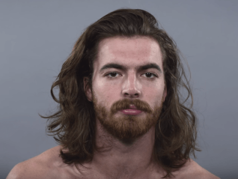 Just in time for Movember, here's 100 years of men's hair