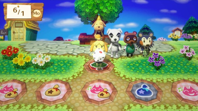 Animal Crossing: amiibo Festival (Wii U) - nice amiibos, shame about the game