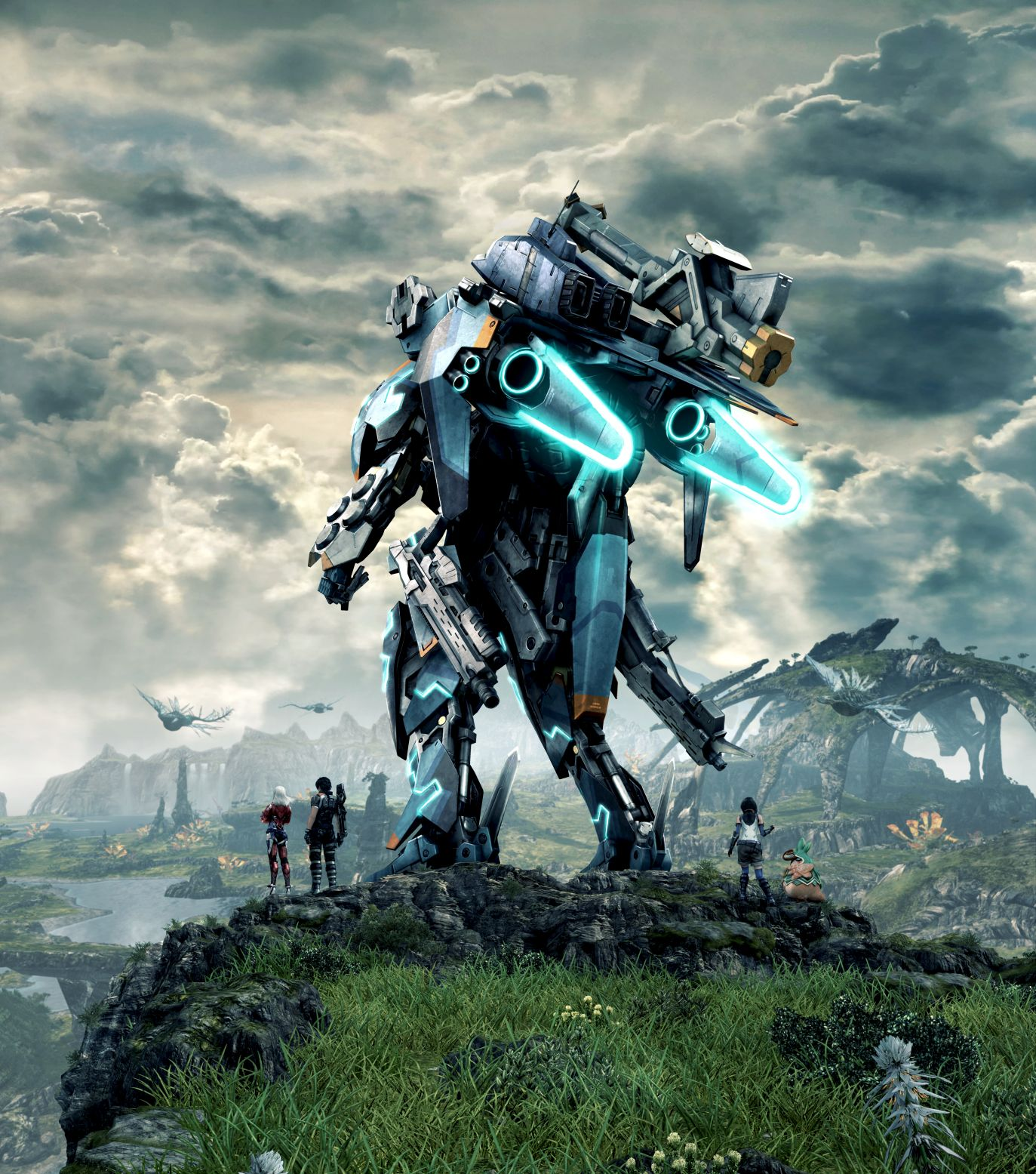 Xenoblade Chronicles X review – JRPG of the year