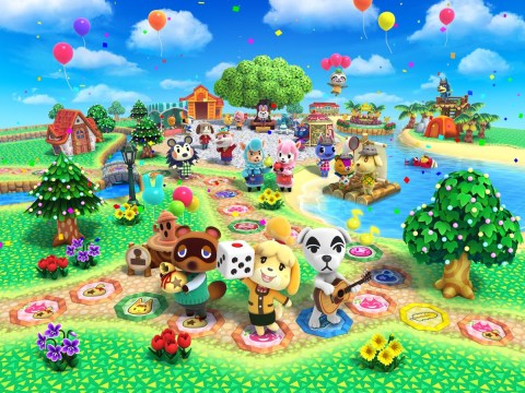 Animal Crossing: amiibo Festival review – bored game