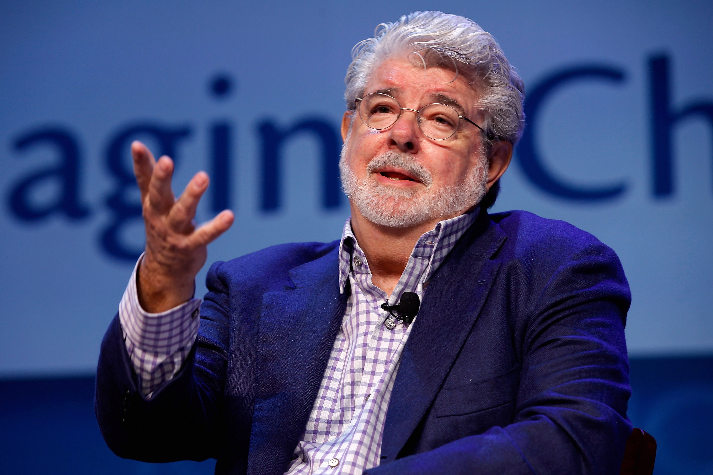 George Lucas had some rubbish advice for Rogue One: A Star Wars Story director