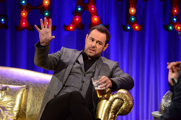 Danny Dyer talks Ross Kemp's EastEnders return and reveals New Year's Day storyline has a HAPPY ending