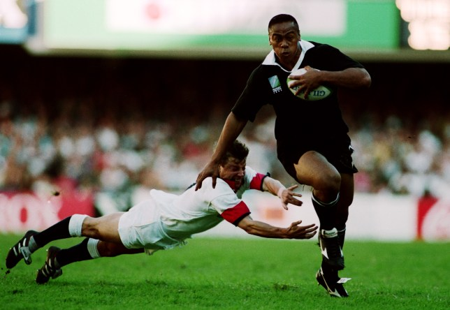 Jonah Lomu Rugby Legend Dead Tributes Paid To New Zealand