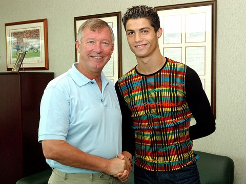 Manchester United using Sir Alex Ferguson to help seal Cristiano Ronaldo transfer from Real Madrid – report