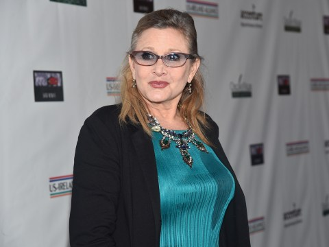 Star Wars' Carrie Fisher says she had to lose weight for The Force Awakens