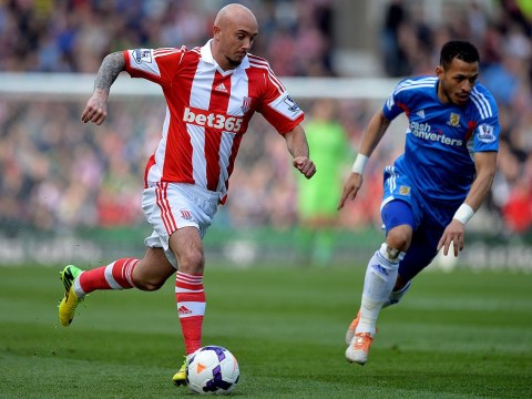 Manchester United star James Wilson names Stoke City's Stephen Ireland as fastest player he's played against