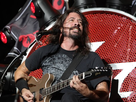 Dave Grohl pays tribute to Paris as Foo Fighters release free EP Saint Cecilia
