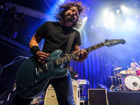 Fans think mystery airline tickets in post mean Foo Fighters are going to headline Glastonbury 2017