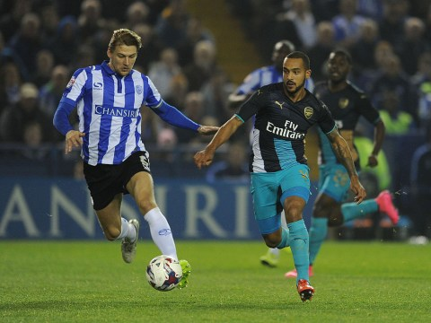 Theo Walcott set for return to Arsenal action in late November – report