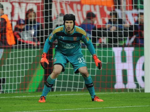 Juventus star Gianluigi Buffon names Arsenal's Petr Cech as one of the best goalkeepers of all-time