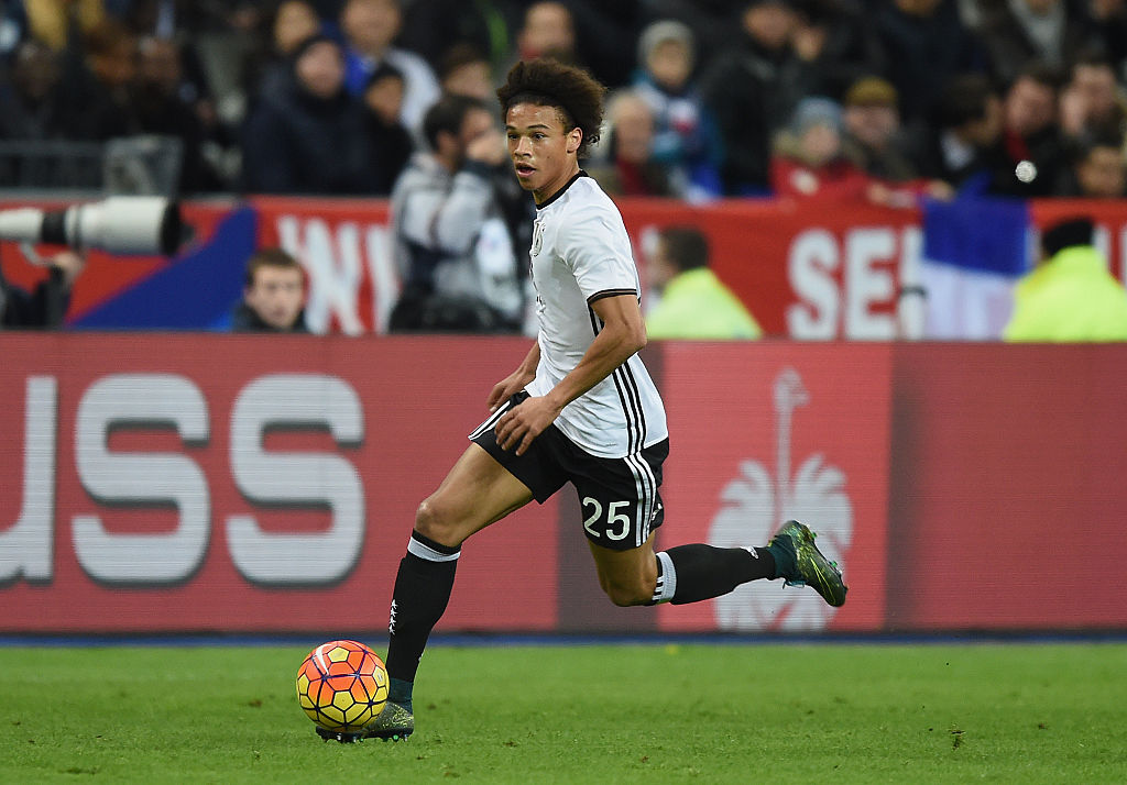 Manchester United scout Schalke star Leroy Sane ahead of January transfer move – report