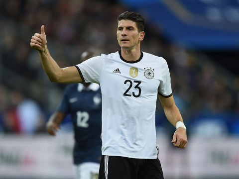 Louis van Gaal sends Manchester United scouts to watch Mario Gomez ahead of transfer move – report