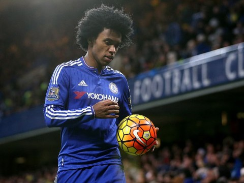 Chelsea duo Willian and Kenedy admit they were scared to play this weekend following Paris terror attacks