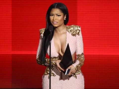 AMAs 2015: Nicki Minaj explains THAT reaction to Jennifer Lopez's Anaconda performance