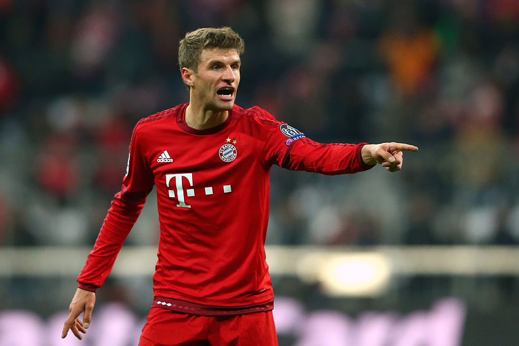 Liverpool eyeing move for Manchester United transfer target Thomas Muller – report