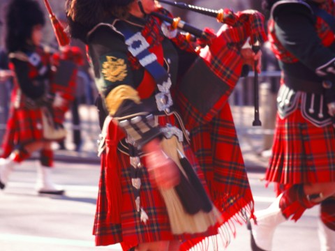 St Andrew's Day 2015: Why even the Scots couldn't care less