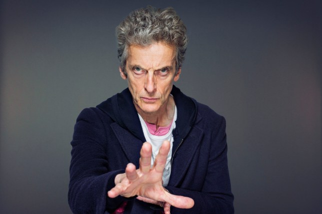 Doctor Who series 9 starring Peter Capaldi