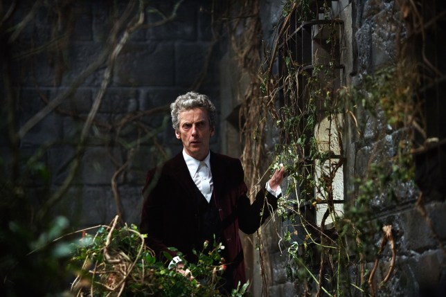 WARNING: Embargoed for publication until 00:00:01 on 12/11/2015 - Programme Name: Doctor Who - TX: 28/11/2015 - Episode: HEAVEN SENT (By Steven Moffat) (No. 11) - Picture Shows: ***EMBARGOED UNTIL 12th NOV 2015*** Doctor Who (PETER CAPALDI) - (C) BBC - Photographer: Simon Ridgway