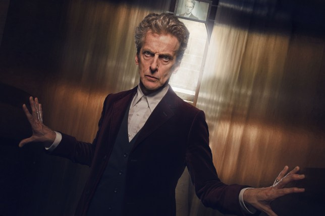 Programme Name: Doctor Who - TX: 28/11/2015 - Episode: HEAVEN SENT (By Steven Moffat) (No. 11) - Picture Shows: ***EMBARGOED UNTIL 22nd NOV 2015*** Doctor Who (PETER CAPALDI) - (C) BBC - Photographer: Ray Burmiston