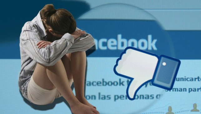 5 things you do on Facebook which are making you depressed Credit: Getty Images