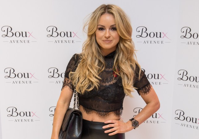 d8f868a8be0 Mandatory Credit: Photo by James Gourley/REX Shutterstock (5343600be) Ola  Jordan at