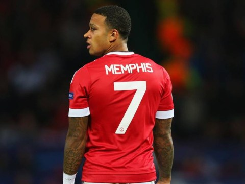 David Beckham offers advice to Memphis Depay about wearing the No7 shirt for Man United