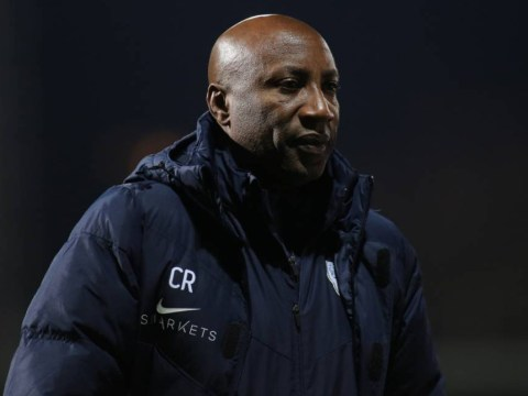 Forget Chelsea's Jose Mourinho! QPR boss Chris Ramsey is really in trouble
