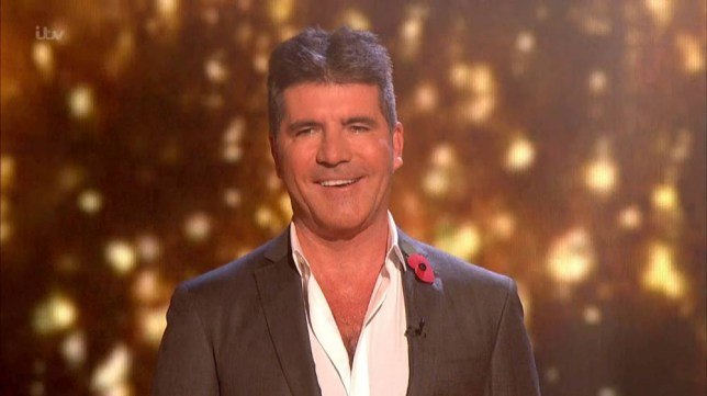 31-10-2015 The X Factor (UK Series 12) - Live Shows - week 1 Pictured: Simon Cowell PLANET PHOTOS www.planetphotos.co.uk info@planetphotos.co.uk +44 (0)20 8883 1438