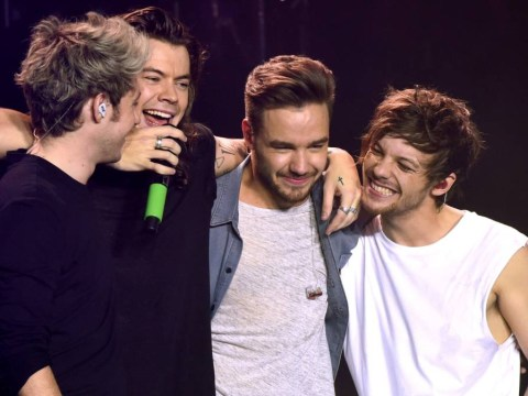 One Direction just performed their final concert and it got a bit emotional