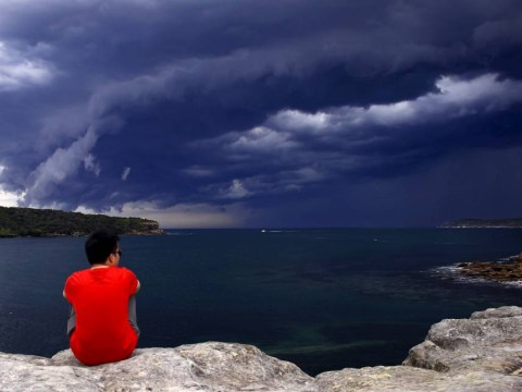 A 'cloud tsunami' is looming over Sydney