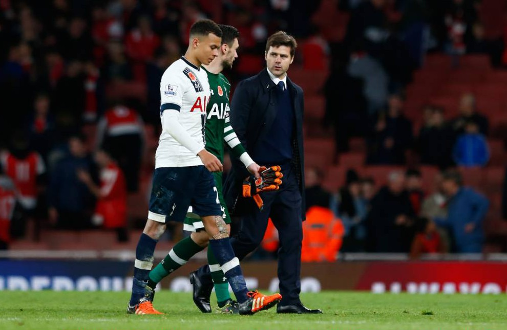 Why Tottenham's failure to kill Arsenal off is a good problem to have