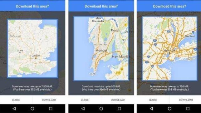 Google Maps UK upgrades to offline search and directions on ... on google maps android icon, city maps 2go android, google sync android, google chrome search, google docs offline android,