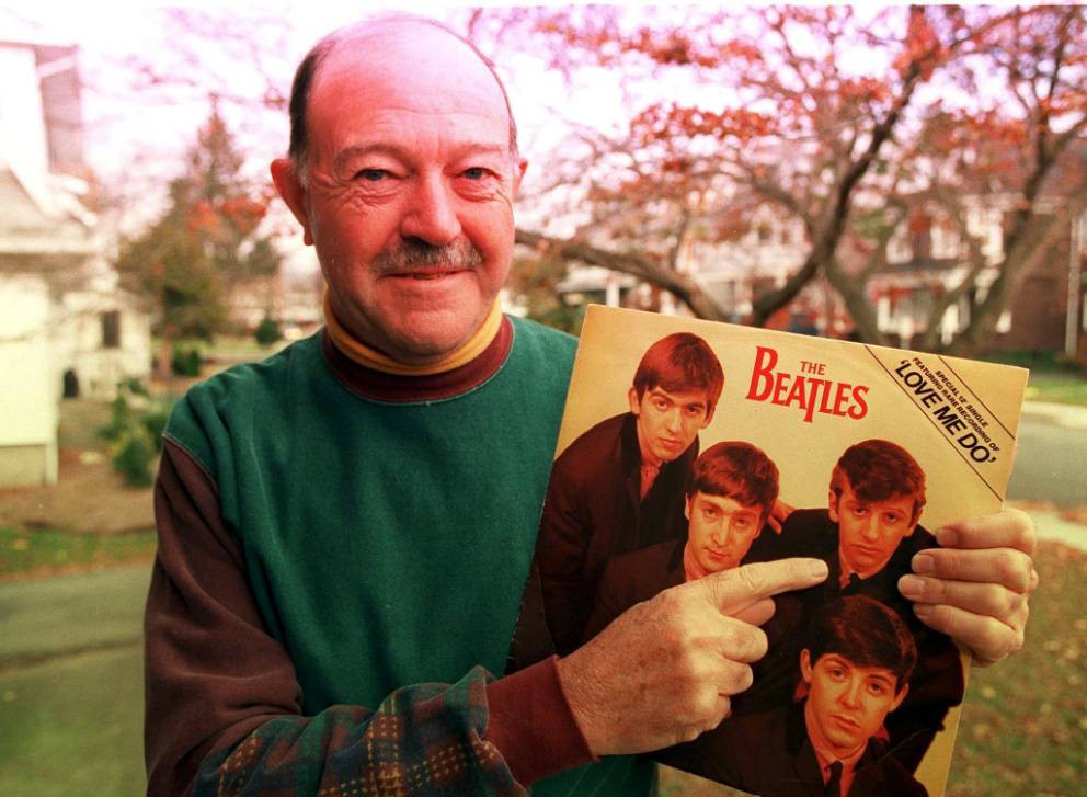 Drummer Andy White, who played on first ever Beatles single Love Me Do, dies at 85