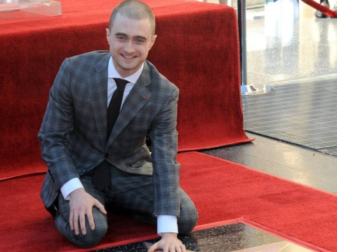 Daniel Radcliffe got really emotional at his Hollywood Walk of Fame ceremony