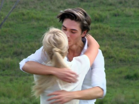 I'm A Celebrity fans are banking on a romance between George Shelley and Jorgie Porter