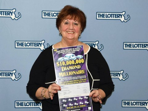 Woman wins $1million on a scratch card… for the second time